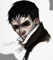 Outsider WIP by Crazzity