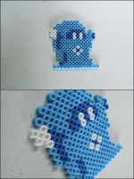 Legend of Zelda Wizzrobe bead sprite by 8bitcraft
