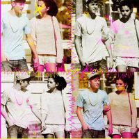 Collage de jelena by likeboth