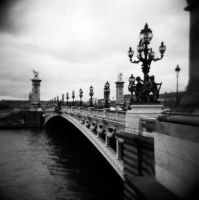 Holga - Paris I by Mar10Photography