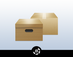 Icons - Box pack by Mirhage