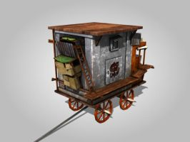 Stagecoach by JOPPETTO