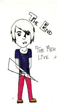The End - char. 2 by Aagnes