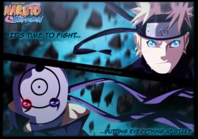 Naruto - It's Time to Fight by iMarx67