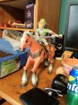 Link and Epona papercraft by theaquallama