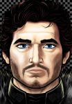 Rob Stark Commission by Thuddleston