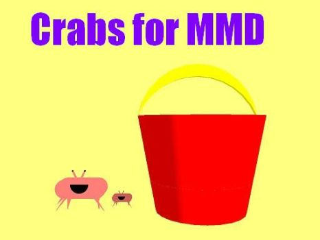 MMD crabs by bawicho