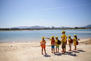 Yellow Kids by Lucia-pinto