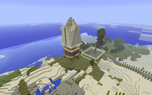 My Minecraft Citadel 2 by Markside