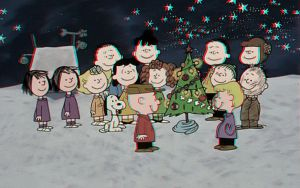 Merry Christmas Charlie Brown! 3-D conversion by MVRamsey