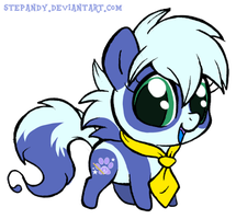 Chibi StePandy Pony by StePandy