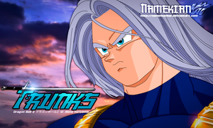 Mirai Trunks - Wallpaper by NamekianKAI