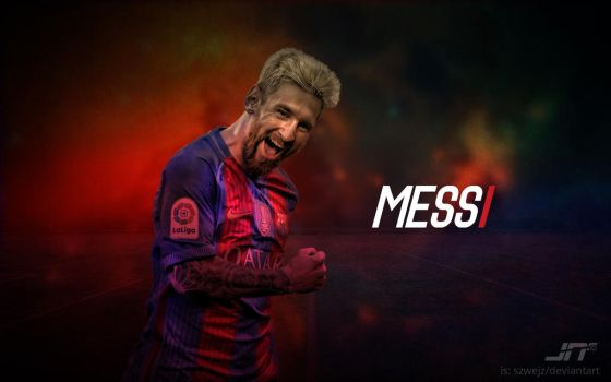 Messi by darling12