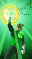 In brightest day by Ziggyman