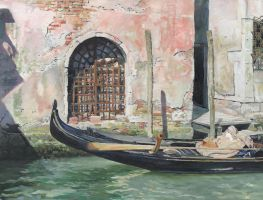 Gondola by DChernov
