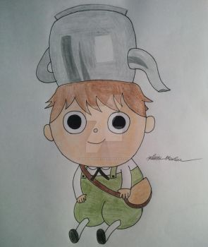 Greg from Over The Garden Wall by yahoo201027