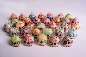super sweet sugarskulls 4 by KPcharms