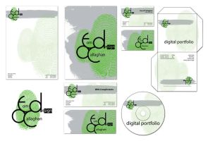 Design Corporate Identity by spud1077