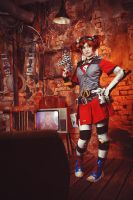 Borderlands 2 -Gaige the Mechromancer by love-squad