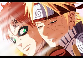 Naruto 661 - I won't let you die!! by DeviousSketcher