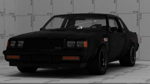 1987 Buick Regal Grand National by ArmourOne