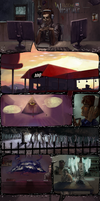 Welcome to Night Vale. by cacogenic