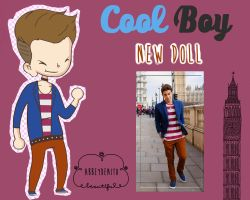Cool Boy by AbbeyDenith
