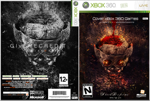 Covers XBOX 360 Stock Deformed by animekol