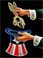 Economic Crisis in the US by BenHeine