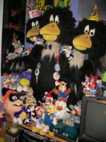 Chuck E. Cheese Corner by Cavity-Sam