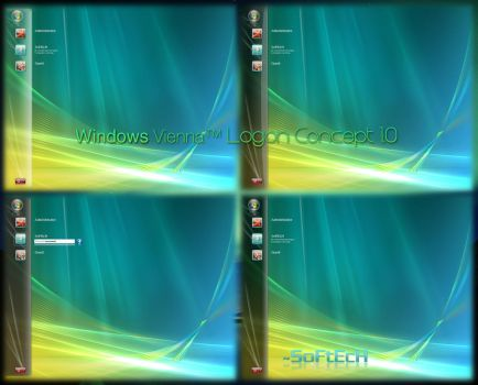 Windows Vienna Logon 1.0 by sahtel08