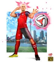 Michael Bradley--MLS by DNA-1
