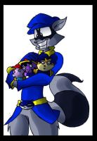 Sly Loves Plushies. by Virus-20