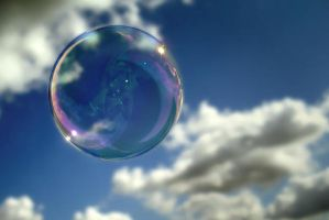 bubble. by byRAS