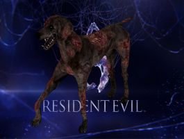 RE6 DOG ORIGINAL BONES by Oo-FiL-oO