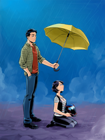 Billy and Lois by Sii-SEN