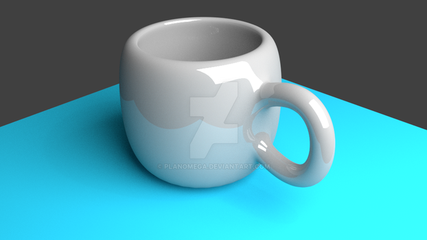 Tea Cup by planomega