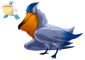 Pelipper- The most annoying bird in Hoenn