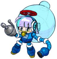 Mighty No 2 without helmet? by K4Z1
