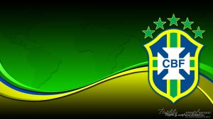 Brasil CBF Wallpaper Colors by renatofraccari