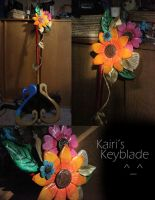Kairi's Keyblade - Destiny's Embrace - FINISHED! by benzedrineaddiction