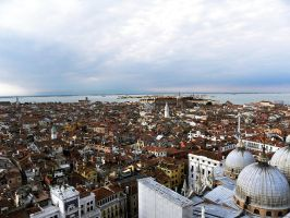 Venice from the sky. by Freaks2