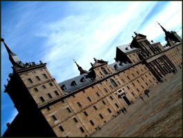 El Escorial by Brem