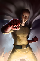 One Punch by F87w