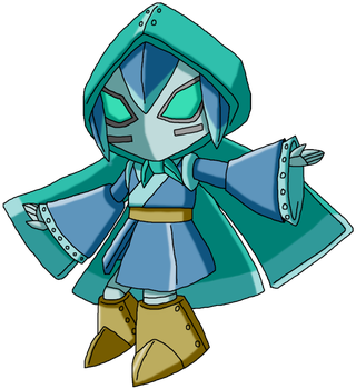 Yokai Watch: Robotina by DarkTidalWave