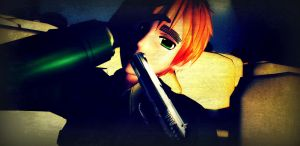 .:Held at gunpoint:. by ReiKurayami