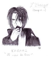 Character Design -Kagami- by Alyciane