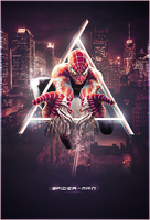 The Amazing Spiderman Poster by SuperFFC