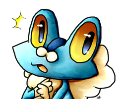 Froakie by ExboTehQuilava