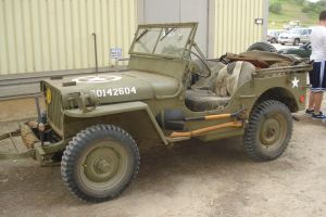 WWII Willys Jeep by warman707